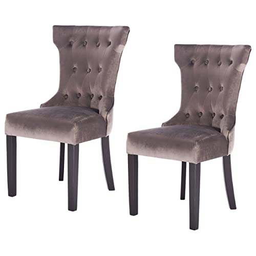 Armless Side Accent Chair: Amazon.com