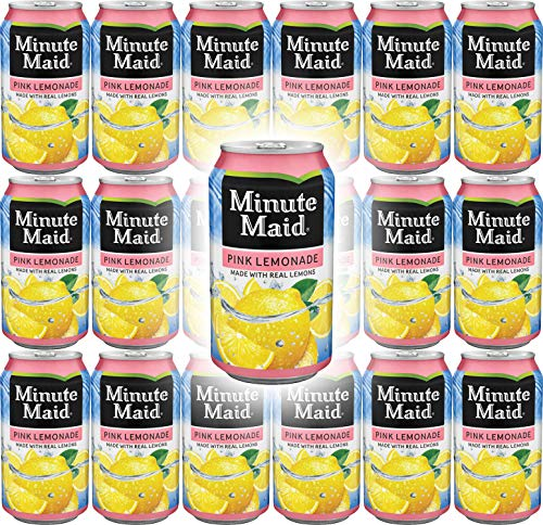 onade, Made With Real Lemons, 12 Fl Oz Can (Pack of 18, Total of 216 Fl Oz) ()