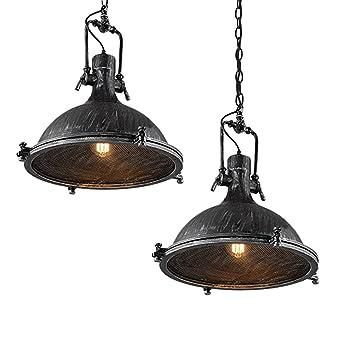Modern industriales - Lámpara de techo, motent minimalista ...