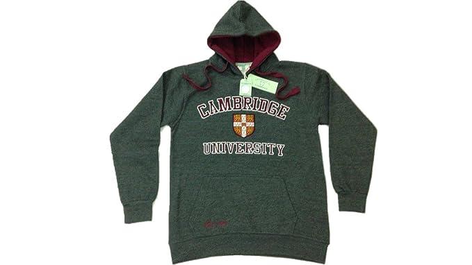 Cambridge University - Sudadera con capucha - para hombre 032qaWG9