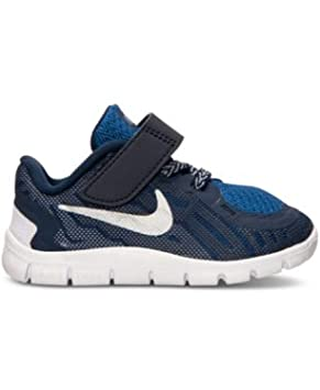timeless design 54baa 212a9 Nike Free 5.0 Toddler Shoe Obsidian/Cool Grey/Wolf Grey ...