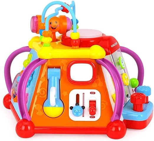 Cajas de música Juguetes educativos para niños en la primera ...