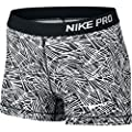 "Nike Womens 3"" Compression Short"