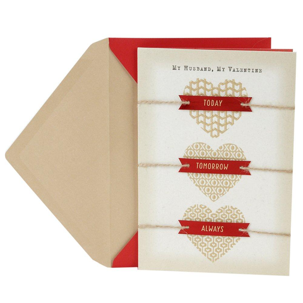 Amazon Hallmark Valentines Day Greeting Card For Husband