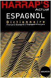 Harrap's Actual : Dictionnaire français-espagnol / espagnol-francès