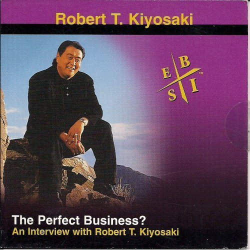 The Perfect Business Audio CD by Kiyosaki Inc.