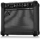 Behringer V-Tone Gm108 True Analog Modeling 15-Watt Guitar Amp With 8