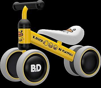 Amazon.com: Bicicleta de equilibrio para bebé, juguetes para ...