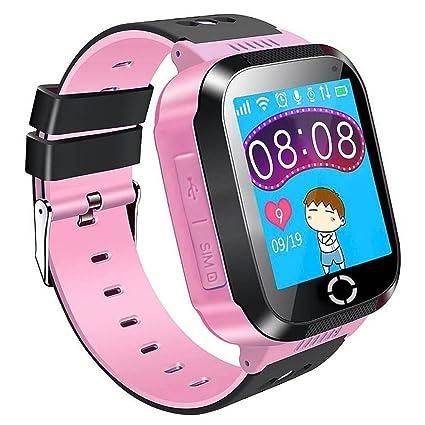 Amazon.com: TOOGOO Kids GPS Smartwatch, 1.44 inch Smart ...