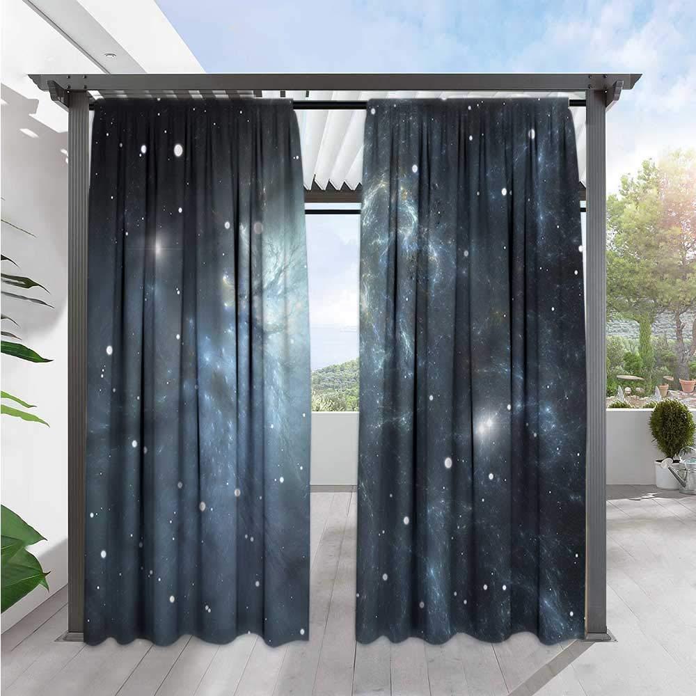 Amazon.com: Marilds - Cortinas de porche para exteriores de ...