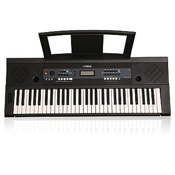KYOKIM Teclado Adulto para Niños Teclado para Piano De 61 Teclas Teclado Especial con Prueba De Calificación Negro: Amazon.es: Hogar