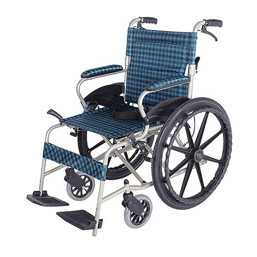 LLJXC Andador discapacitado portátil del diseño del Freno de la ...