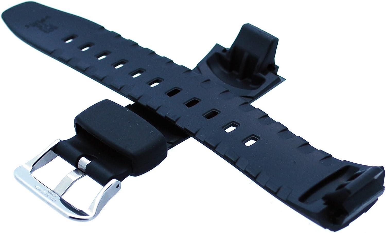 Casio Bracelet de Montre Resin Band noir pour GW 300 1 GW Tn4PT
