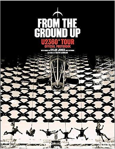 From The Ground Up: U2 360° Tour Official Photobook por Paul Mcguinness epub