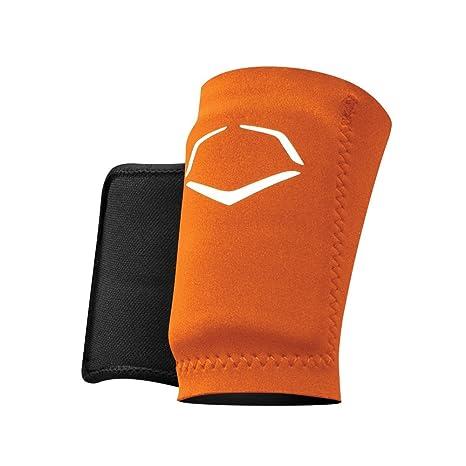 finest selection ea58f f3270 EvoShield MLB Protective Wrist Guard, Orange, X-Large