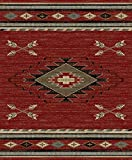 Cheap Mayberry Rugs AD7760 Area, 2'3″ x3'3, Red