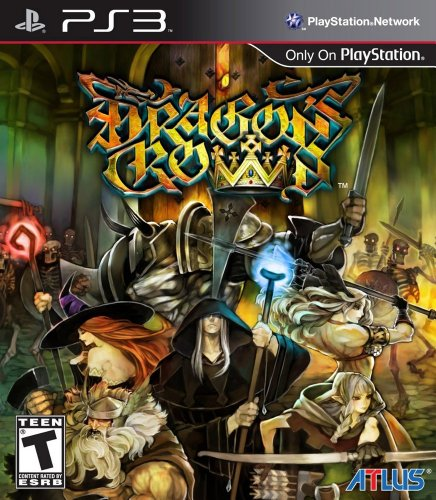 Dragon's Crown - Playstation 3 (Best Dungeons And Dragons Pc Game)