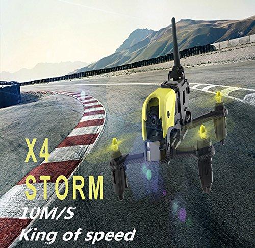 Hubsan H123D X4 Jet Racer Brushless Drohne 720P Kamera FPV Quadcopter Mit HT012D FPV Sender H122d Standard
