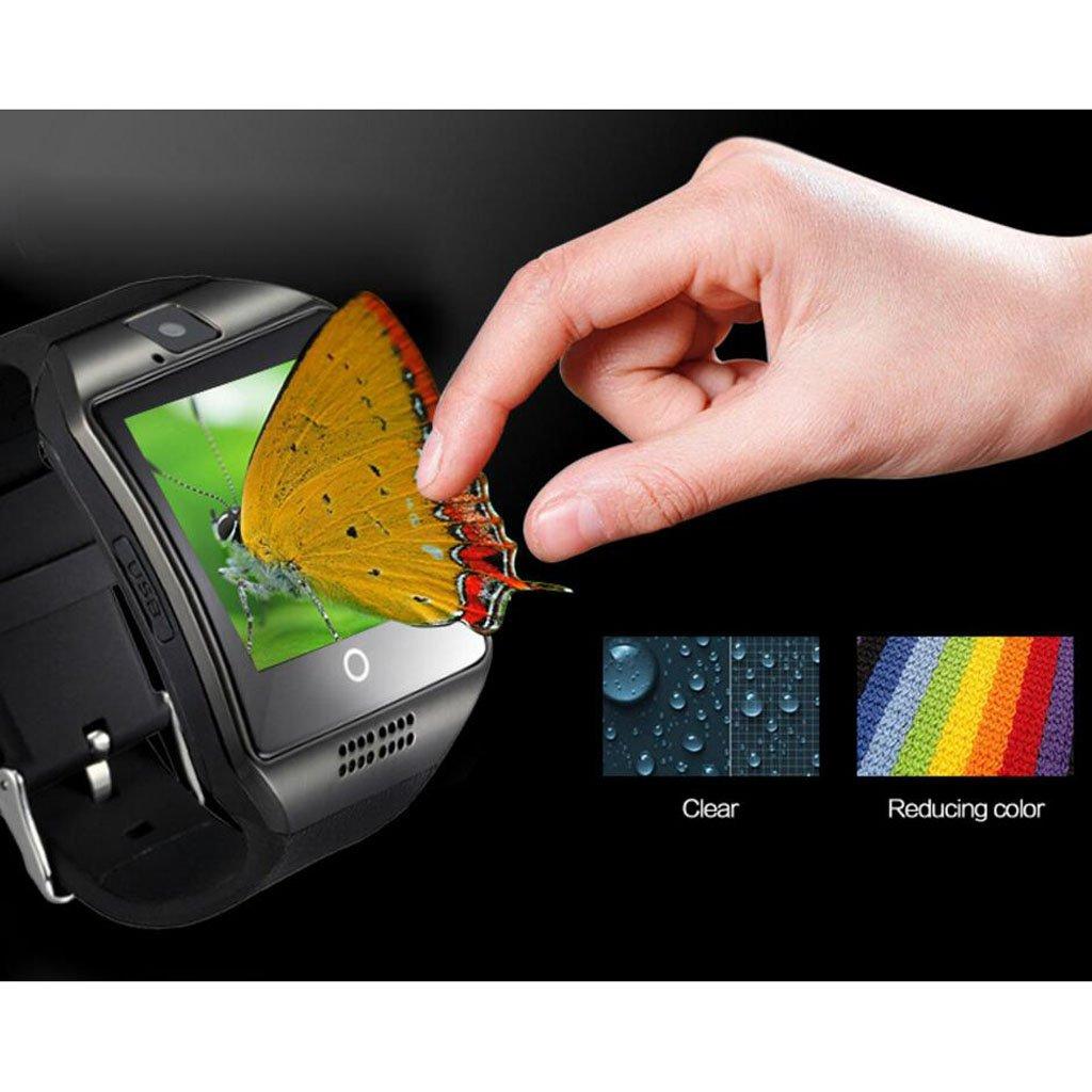 MXueei Relojes inteligentes ZfgG Smart Watch Sim se Puede Insertar en la Tarjeta AliExpress Amazon Explosion Models Bluetooth iOS Android Asistente de Vida ...