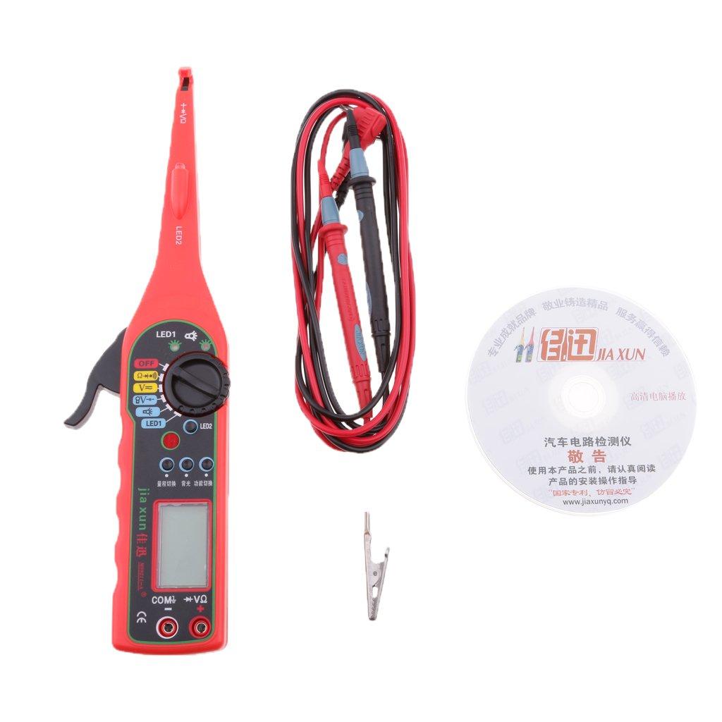 Dolity Car LED Light Test Pen Truck Circuit Diagnostic Tester Wire Detector pencil