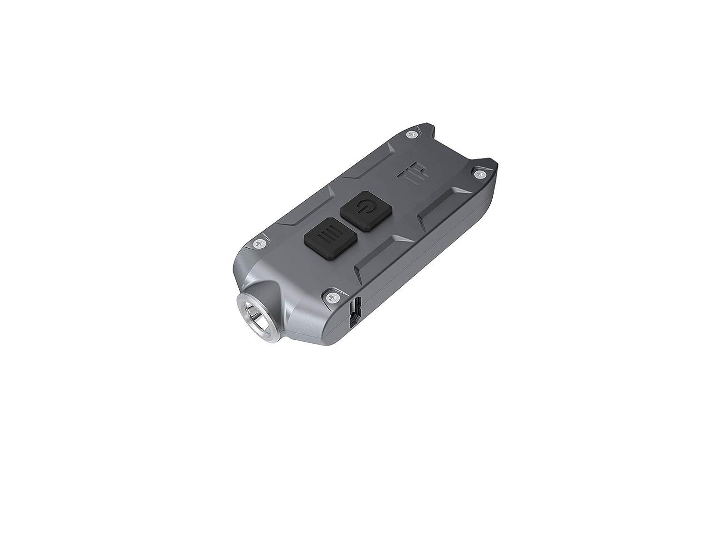 Nitecore TIP 2017 silber - Schlüsselbundleuchte, 360 Lumen, Lumen, Lumen, über USB ladbar B01LYY66CU | Zuverlässiger Ruf  29fb57