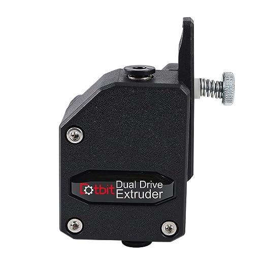 Festnight Extrusora Impresora 3D Extrusoras Doble ...