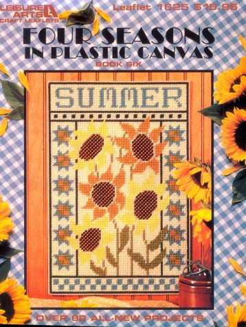 Four Seasons in Plastic Canvas (Plastic Canvas Library Series)