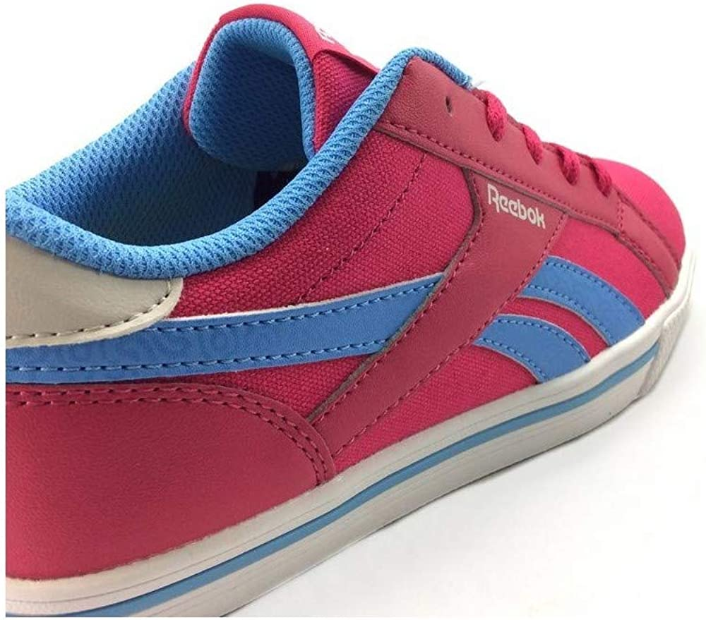 Reebok Bd2519, Sneakers Basses Fille Rose