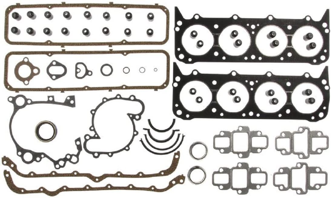 1966-69 AMC 290 V8 /& 1972-83 304 AMC Engine Rering Rering Overhaul Kit ALL STD Sizes