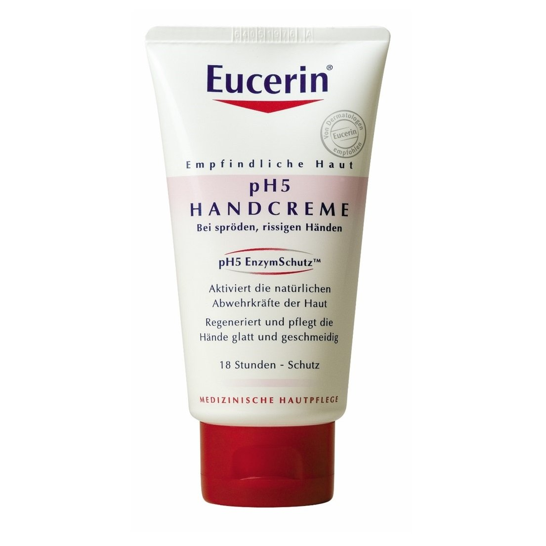 Eucerin Crema Manos Piel Sensible pH5-75 ml