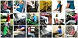 SITTS Posture Wedge Seat Cushion 3.5 Inch