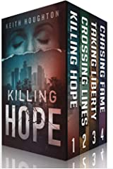 Gabe Quinn Thrillers Box Set: 4 unputdownable crime thrillers crammed with killer twists. Kindle Edition