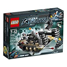 LEGO Ultra Agents Tremor Track Infiltration - 70161