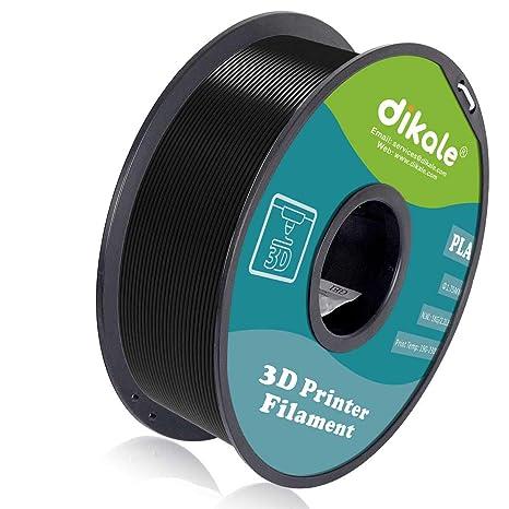 dikale PLA - Filamento de Impresora 3D (1 kg, 35 m, 1,75 mm ...