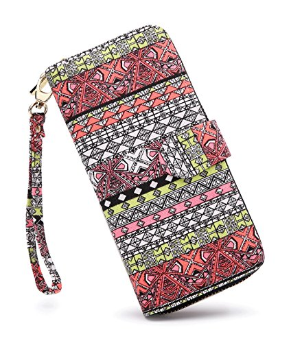 LOVESHE Bohemian Fashion wallets Handbag product image