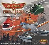 Disney Planes Wall Calendar (2015): Fire and Rescue