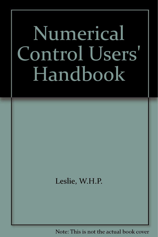 Numerical Control Users' Handbook
