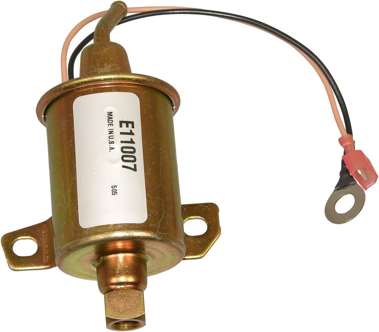 onan fuel pump wiring diagram amazon com airtex e11007 electric fuel pump for onan generator  electric fuel pump for onan generator