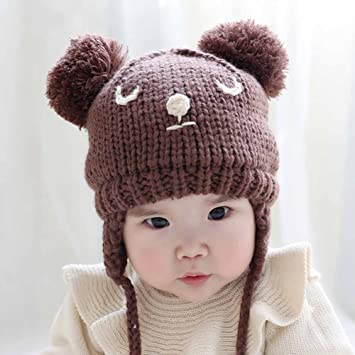 90b31f3df45 Amazon.com  Child Knit Hat
