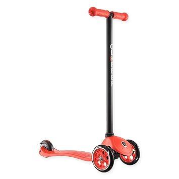 Amazon.com: Globber Scooters - Patinete fijo de 3 ruedas con ...
