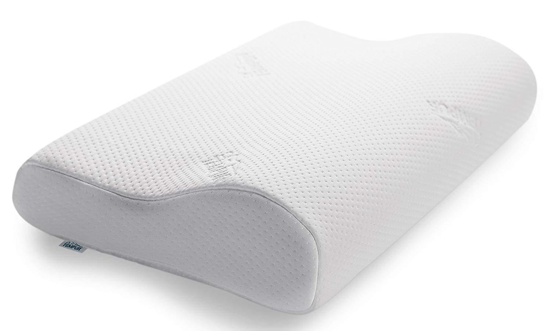 Tempur Sleeping pillows S 50x31x8/5 cm White