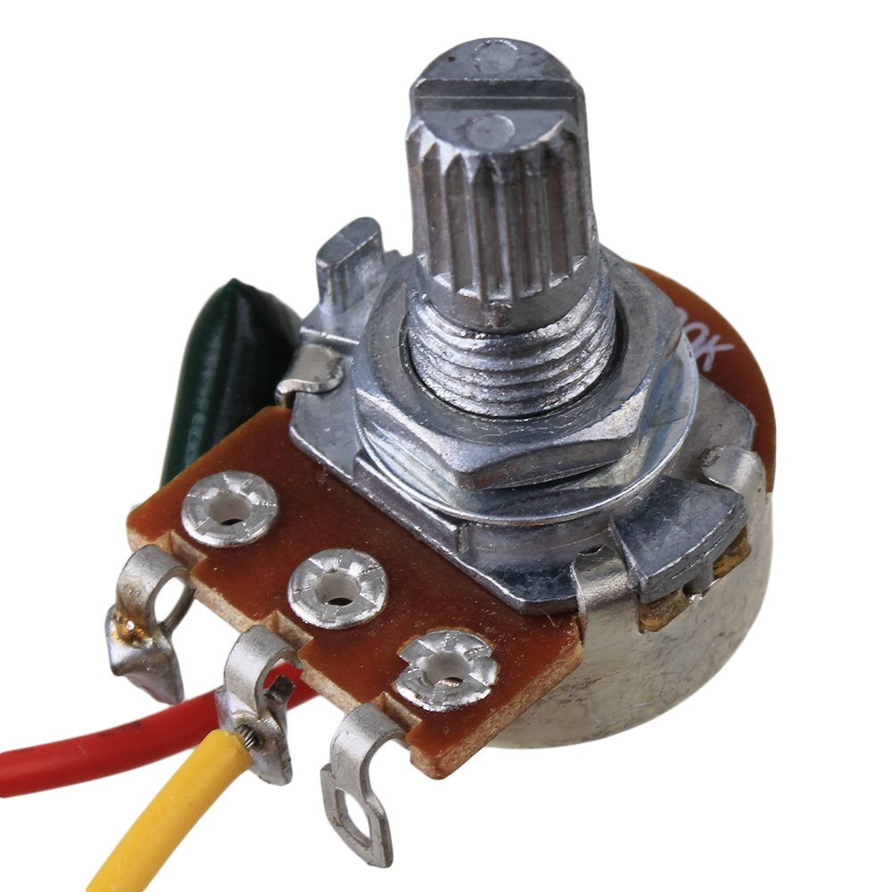 Yibuy Guitar Wiring Harness 500k Pots For Electric Guitars 3 Etfshop Yb0805
