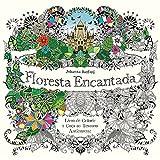 Floresta Encantada. Livro de Colorir e Caça ao Tesouro Antiestresse