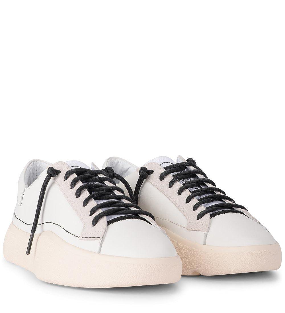 463b83909 Y-3 Tangutsu Lace Trainers White 12 UK  Amazon.co.uk  Shoes   Bags
