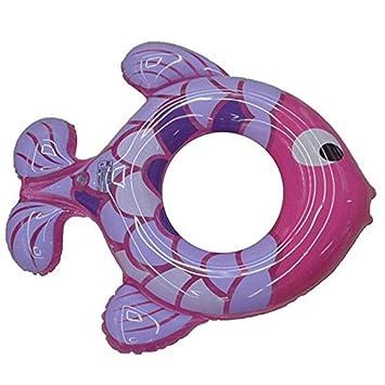 WYFDM Anillo Inflable de natación, Dibujos Animados para ...