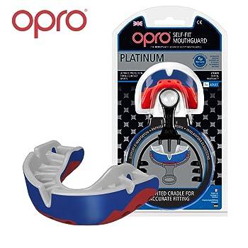 Zahnschutz Platinum von Opro im Test