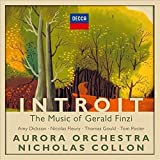 Introit:Music of Gerald Finzi [Import allemand]