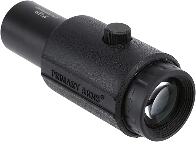 Primary Arms 3X Magnifier for Red Dot Sights - Long Eye Relief, Gen IV