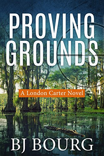 Proving Grounds London Carter Mystery ebook product image