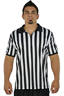 5266ad767 Mato   Hash Mens Referee Shirts Umpire Jersey with Collar for Officiating +  Costumes +
